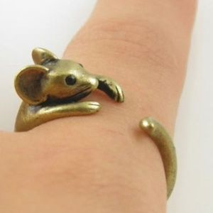 Other - Adjustable mouse Ring  Absolutely adorable